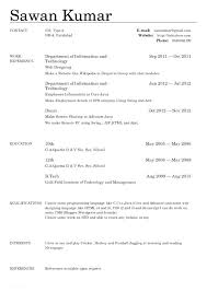 how to do a resume paper unbelievable type a resume 7 how do you type a