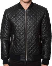 MENS LEATHER JACKET COAT GENUINE LAMBSKIN REAL LEATHER BOMBER ... & Image is loading MENS-LEATHER-JACKET-COAT-GENUINE-LAMBSKIN-REAL-LEATHER- Adamdwight.com