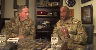 In <b>forum</b> on racial strife, Goldfein declares, 'This is an <b>Air Force</b> issue'