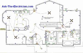 basic home wiring plans and wiring diagrams home electrical wiring blueprint and layout