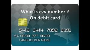 what is cvv number on atm card and debit card in hindi if cvv no not in your card solution