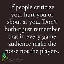 40 Best Criticism Quotes Sayings Mesmerizing Criticism Quotes