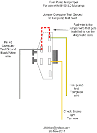 will pump wiring wiring diagram for you • fuel fuel pump cant hear it prime mustang forums at stangnet rh stangnet com bicycle pump