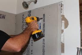backer board for tile