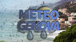 METEO GENOVA – Prosegue l'ESTATE temporalesca sulla LIGURIA con TEMPERATURE  in media