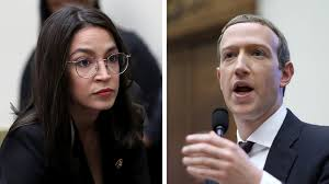At Mark Zuckerberg's Congressional Testimony, Lawmakers AOC, Maxine Waters,  Rashida Tlaib, and Kate Porter Schooled the Facebook Founder | Teen Vogue