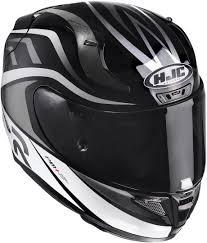 Hjc Rpha 11 Vermo Helmet Black Grey White Hjc Size Chart