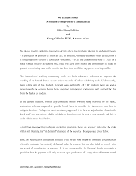 free legal demand letter sample