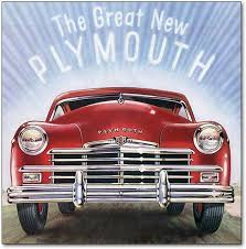 chrysler corporation 1949 1952 plymouth dodge desoto 1949 plymouth cars