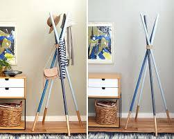 diy coat rack shelf view in gallery diy rustic coat rack with shelf diy coat rack