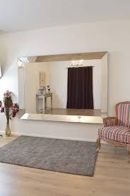Small Picture Best Large Frameless Bathroom Mirror Ideas About Large Bathroom