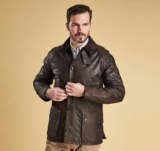 mens barbour brown ashby leather jacket mlt0084br59 barbour leather jackets brown men barbour new arrivals british trendwear 776 88300