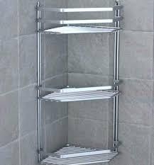 bathtub corner shelf bathtub corner shelf wall mounted shelves for bathroom three tiers of beautiful unit bathtub corner shelf