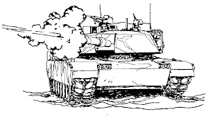 Tank Coloring Page Us Military Coloring Pages Military Coloring Page
