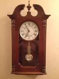 howard miller r a pendulum wall clock