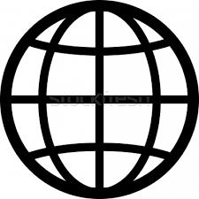 Afbeeldingsresultaat voor internet wereldbol