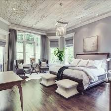 white bedroom with dark furniture. love the wood ceiling contrasting dark flooring white bedroom with furniture n