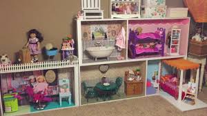 inexpensive dollhouse furniture. How To Make An American Girl Dollhouse Cheap Easy Inexpensive Furniture