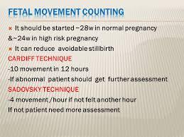 Fetal Assessment Ppt Download