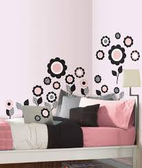 gallery for pink and black wall décor art