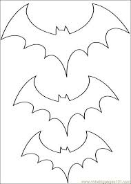 Small Picture 7 Pics of Free Printable Bat Coloring Pages Printable Bat