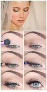 i have been scouring the internet for inspiration for my bridal make up i normally do not wear much make up in my day to day life so on my wedding day i