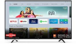 <b>Mi</b> LED Smart <b>TV</b> 4X 108 cm (43 Inch) Online at best Prices In India
