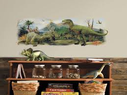 Dinosaur Bedroom Decor Unique Big Dinosaur Scene Removable Wall Decal Dinosaurs  Bedroom Stickers Decor Ebay