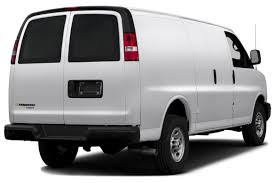 Chevrolet Express 3500 Passenger Van Models, Price, Specs, Reviews ...