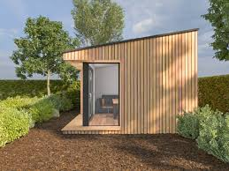 cladding options garden office guide