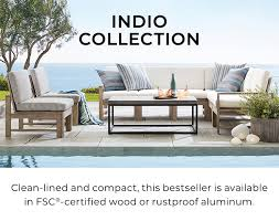 outdoor cushions indio pottery barn