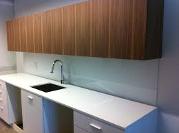 Kitchen Backsplash Panel Modern Modern Glass Panel Backsplash 15 Photos Of The Kitchen