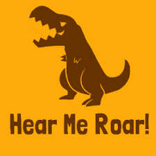 Image result for hear me roar