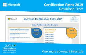 Microsoft Free Certification Microsoft Technical Training Authorised Learning Partner