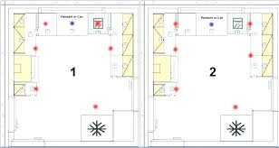 kitchen lighting layout. Kitchen Recessed Lighting Placement How To Layout Design .