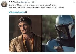 Fortunately for the show, filming of the episodes for season 2 were. 27 Of The Funniest Reactions To The Mandalorian Season Finale Star Wars Memes Mandalorian Star Wars Fandom