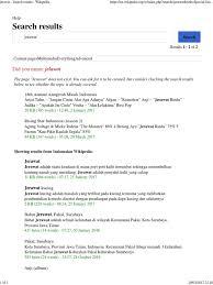 Jerawat Search Results Wikipedia