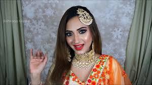 eyes makeup tutorial plete indian bridal vdeo stani
