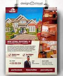 real estate flyer templates photoshop real estate flyer templates real estate flyer template 27