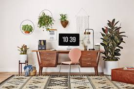 Decorate home office Womans Joybird How To Decorate Lively Home Office Joybird