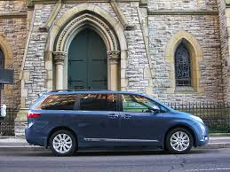 2016 Toyota Sienna Review: Check Out America's Only AWD Minivan