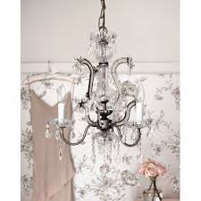 black and clear glass luxurious antique pendant pattern waxen curved bedroom chandelier