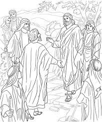 Peters Belijdenis Aan Christus Kleurplaat Gratis Kleurplaten Printen