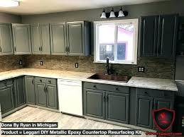 leggari countertop kit reviews faux granite metallic
