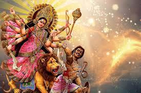 Durga Mata Wallpapers - Top Free Durga ...
