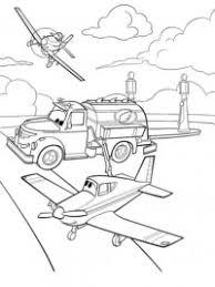 Planes Kleurplaten Topkleurplaatnl