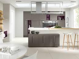 Modern White Kitchen Design Kitchen Design Painted Suggestion Contemporary White And Cream