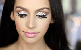 party eye makeup tutorial for new year s eve