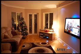 Mood Lighting Living Room Epic Home Cinema Design And Install