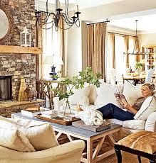 Pottery Barn Inspired Living Room Home Design